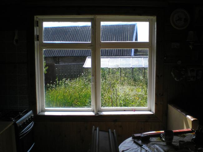 Почему образуется наледь на окнах